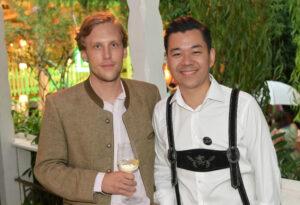 Johannes Kattus und Martin Ho