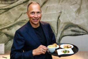 DoN-Geschäftsführer Josef Donhauser