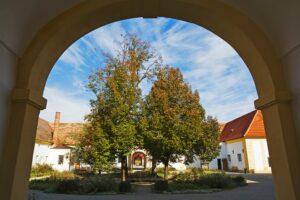 Gutshof von Schloss Hof