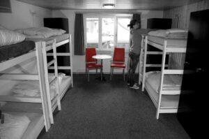 Hostel - Innenansicht