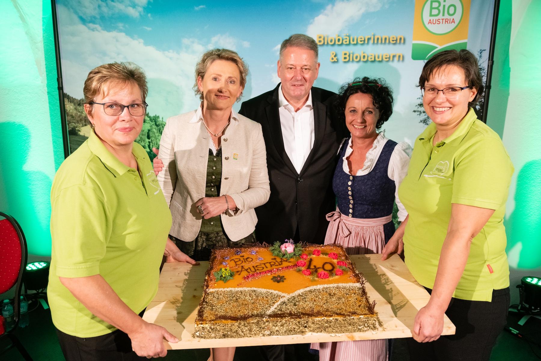 40 Jahre Bio Austria