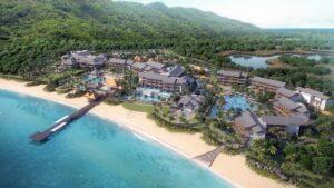 Cabrits Resort & Spa Kempinski Dominica in der Karibik