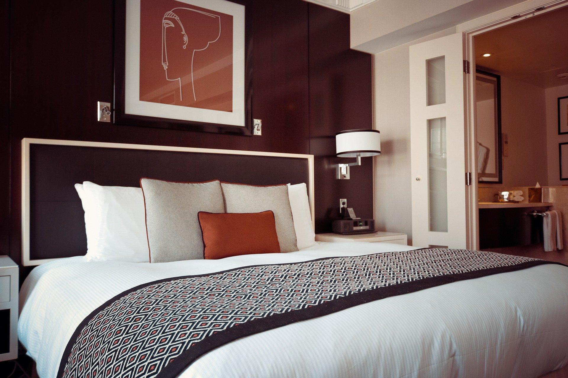Hotelbetten nur zu einem Drittel ausgelastet