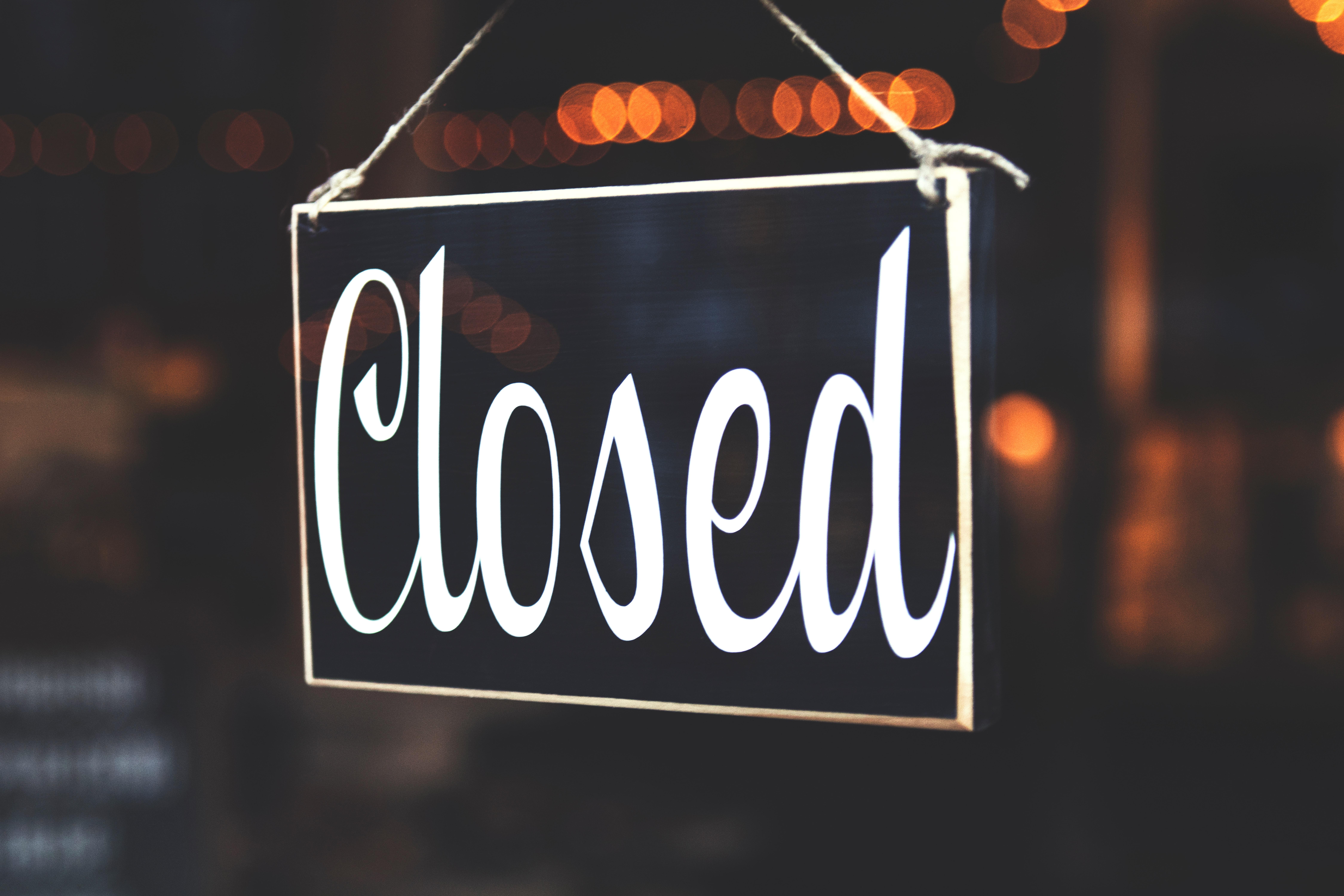 Entschädigung für geschlossene Betriebe