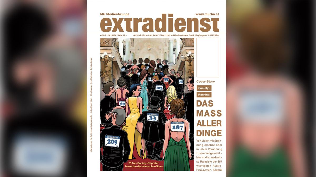 ExtraDienst Promi-Ranking: Jury und Index